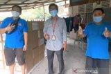PMI terkurung di Kampung Sungai Penchala terima bantuan logistik
