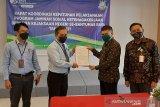BPJAMSOSTEK Purwokerto serahkan 77 surat kuasa khusus  kepada kejaksaan