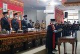 Bupati Lampung Selatan hadiri pelantikan Wakil Ketua DPRD
