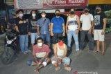 Curi gawai di Pos Jaga rumah dinas Kemenag Sumbar, dua tersangka ditangkap polisi