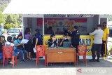 Pemkab Sangihe membuka pelayanan vaksinasi COVID-19 di tempat umum
