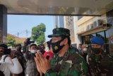 Danlanud Bun Yamin klarifikasi kasus anggota TNI AU tertembak
