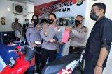 Berkat CCTV, si Ucer ketahuan bobol rumah di Cakranegara