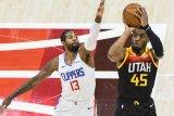 Donovan Mitchell pimpin Utah Jazz menjauh 2-0 dari Clippers