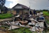 Puluhan rumah di Martapura Barat alami kerusakan diterjang puting beliung