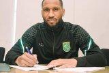 Persebaya Surabaya perkenalkan pemain eks Leicester City Alie Sesay