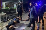 Diduga mabuk, dua remaja tabrak personel 'Raimas Backbone' Polda Kalteng