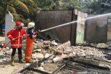 Kebakaran di Siak Hulu Kampar hanguskan satu rumah dan motor