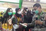 Kementan mengenalkan beragam inovasi agropreneur milenial di Yogyakarta