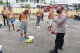 Polisi gencarkan razia premanisme di Sampit