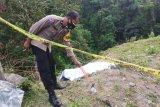 Biddokes Polda Sulsel menduga jenazah terbakar merupakan korban pembunuhan