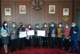 Pemkab Lampung Selatan tandatangani perjanjian kerja sama dengan BRI