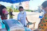 Pemkot Palangka Raya fasilitasi pemasaran produk pertanian di Pasar Tani