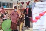 Pelajar Indonesia di PECB China promosikan budaya Nusantara