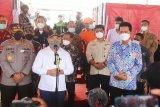 Gubernur minta  Barut proaktif  dalam pencapaian target vaksin