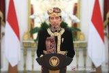 Presiden Jokowi ajak masyarakat tunjukan ke dunia bahwa Bali sangat aman dikunjungi