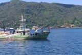 KKP tangkap dua kapal ikan asing di Laut Sulawesi dan Selat Malaka