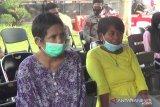 Orang gila pun mendapat vaksinasi COVID-19 di Mapolres Cianjur