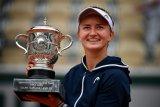 Juara Prancis Terbuka, Krejcikova tujukan hormat kepada Jana Novotna