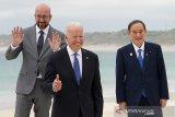 Joe Biden akan jamu pemimpin Australia, India, Jepang di Gedung Putih