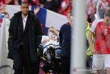 Presiden UEFA: Semoga Christian Eriksen sehat
