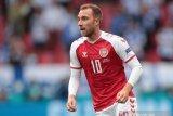 Dokter Inter: tak ada tanda-tanda masalah kesehatan pada Eriksen