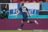 Finlandia tundukkan Denmark 1-0 usai Christian Eriksen kolaps