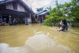 BMKG peringatkan hujan lebat berdampak banjir  di 17 provinsi