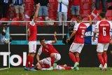 Kasus serangan jantung Christian Eriksen jadi pelajaran bagi Liga 1 dan 2
