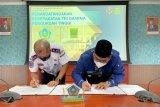Bupati Padang Pariaman lakukan MoU dengan Direktur STTD