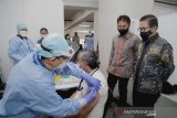 PT Freeport Indonesia vaksinasi COVID-19 karyawan beserta keluarga