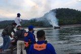 Polisi selidiki motif pembakaran KM Sekar Tanjung 1 di Lampung