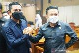 Pergantian Ketua Komisi IV DPRD Kotim diwarnai 'walk out'