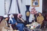 Atase Agama Kedubes Arab Saudi Bersilaturahim ke Pemkot Kendari