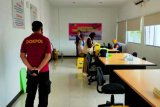 Polres Maros gelar vaksinasi COVID-19 massal jelang HUT Bhayangkara