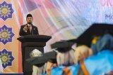Plt Gubernur Sulsel dorong wisudawan buka lapangan pekerjaan dan bangun usaha