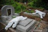 Pemakaman COVID-19 Di Bandung Meningkat