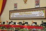 Galeri - DPRD Inhil  gelar rapat paripurna istimewa Milad Inhil ke-56