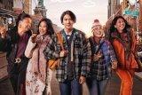 Iqbaal Ramadhan dan Aurora Ribero bahas soal persahabatan di film baru