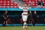 Keraguan terhadap Cristiano Ronaldo pun sirna
