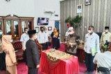 Hendra Putra dilantik sebagai Pj Sekda Pasaman Barat