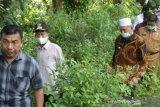 Dukung pembangunan, tokoh masyarakat Simpang Empat Pasbar siap hibahkan tanah