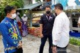 GIB Palangka Raya salurkan 455 kilogram beras kepada santri dan tahfizh