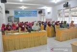 Pertemuan Bulanan GOW Padang Panjang  ini yang dilakukan