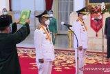 Presiden tugaskan Gubernur Sulteng tangani COVID-19-pemulihan bencana