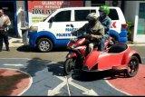 Polresta Bandarlampung berikan layanan pembuatan SIM penyandang disabilitas