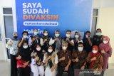 Polteknik ATI Makassar gelar vaksinasi COVID-19 secara massif