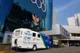 Dukung upaya 3T, Menteri Erick Thohir hadirkan Mobile Laboratorium tes PCR