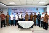 Bank Nagari dukung digitalisasi ekonomi Solok Selatan melalui E-Retribusi
