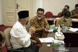 Sumbar sepakat perlancar akses jalan ke Solok Selatan, siap bersama ke Jakarta